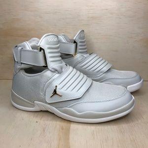 NEW Nike Jordan Generation 23 Light Bone